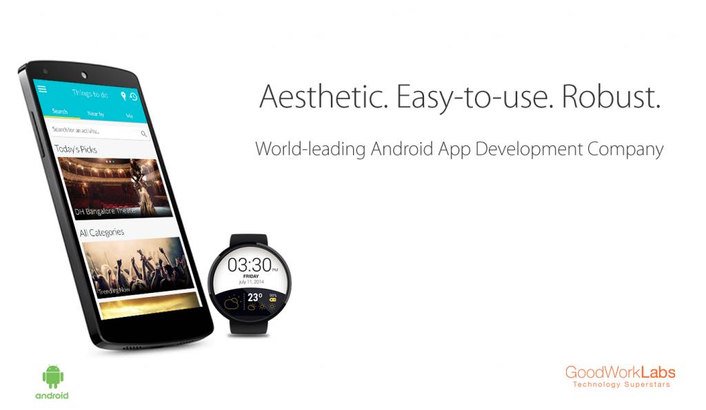 Android App Development Company in California, USA | Mobile