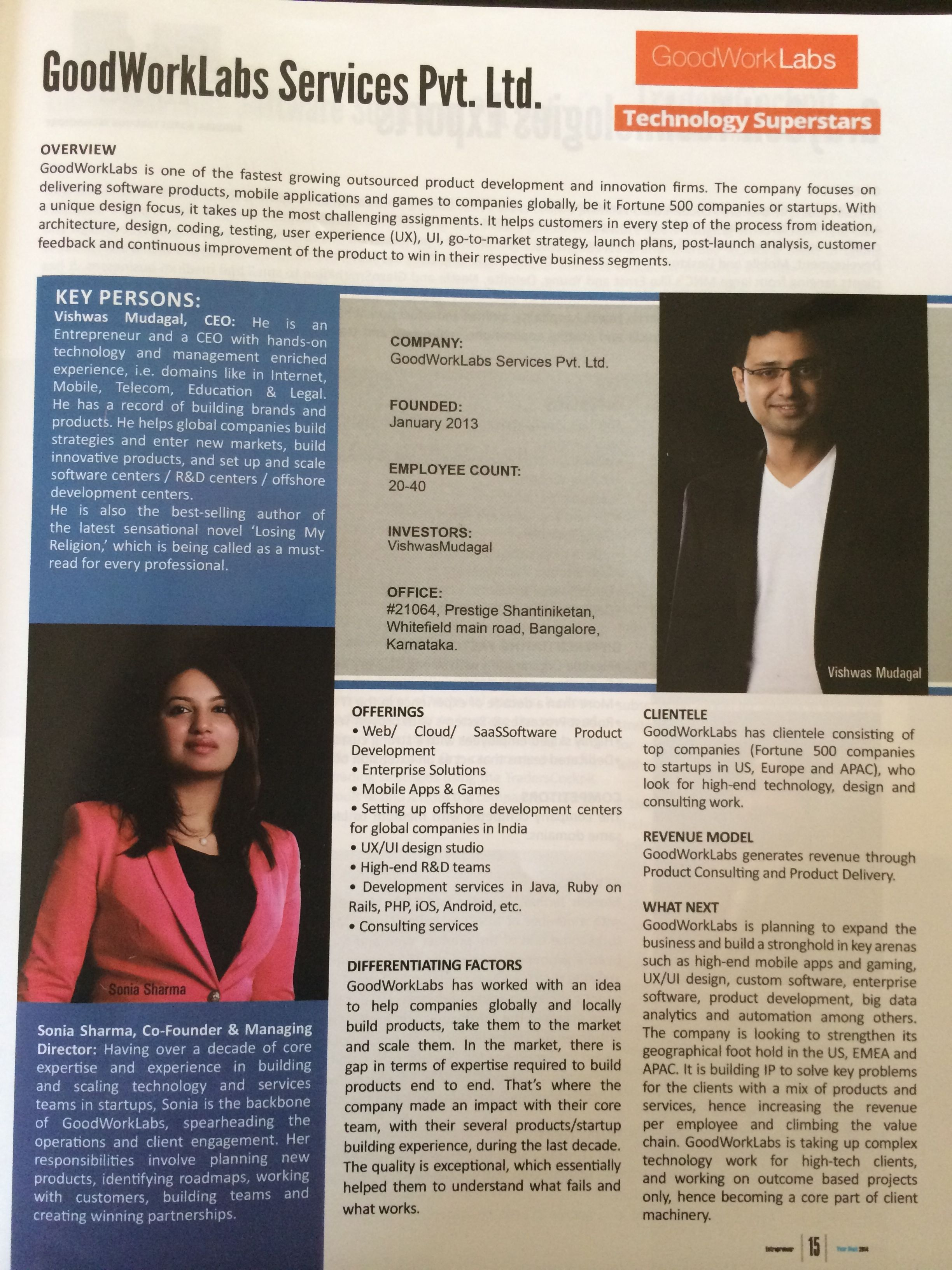 goodworklabs-siliconindia-yearbook-2014