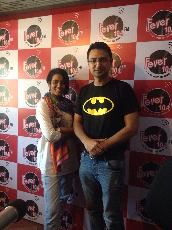 Vishwas-Mudagal-Radio-Magazine-with-Divya