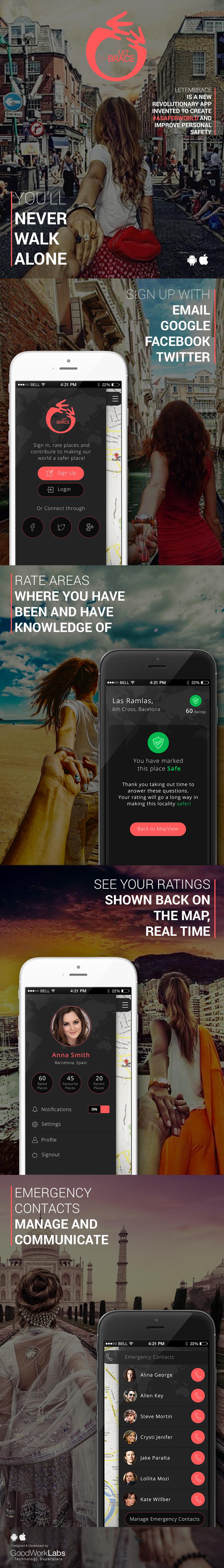 LetEmbrace-social-safety-mobile-app-GoodWorkLabs
