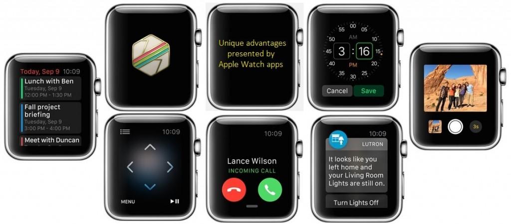 5 Unique Advantages Of The Apple Watch App Goodworklabs