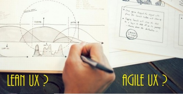 difference between lean and agile ux