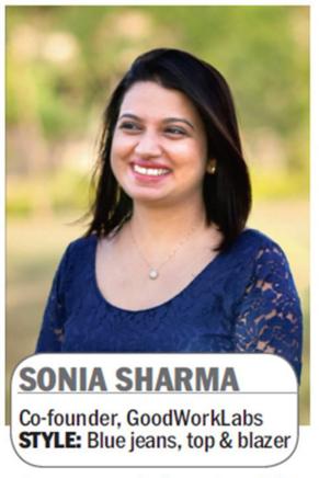 sonia-sharma-goodworklabs-cofounder-bangalore-mirror