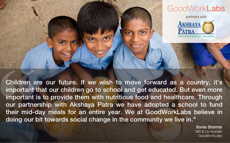 goodworklabs-akshayapatra-csr-sonia-sharma