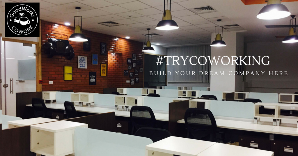 Coworking space in whitefield
