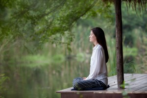 Virtual Reality App - Meditation