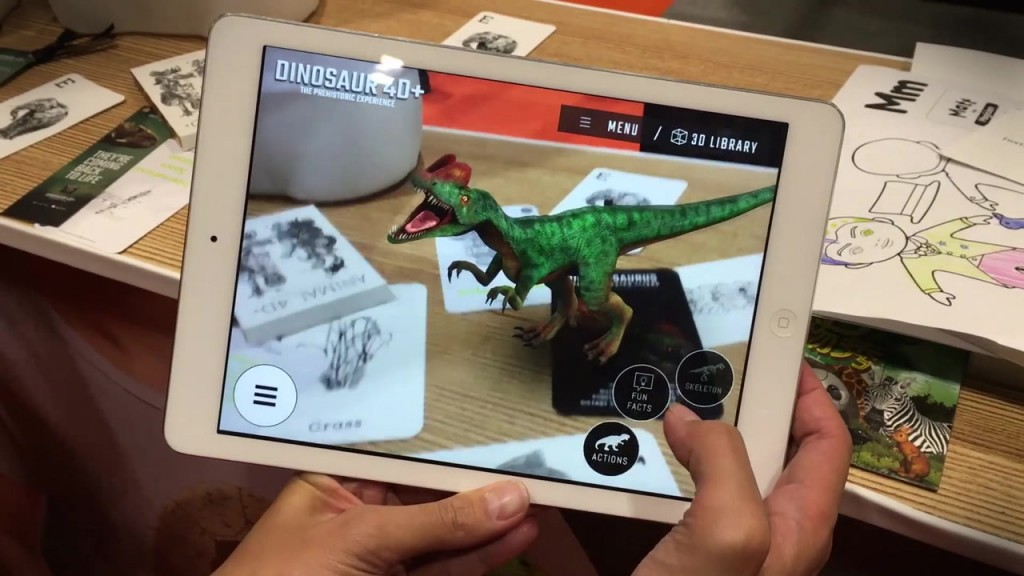 Why Augmented Reality is the next game changer