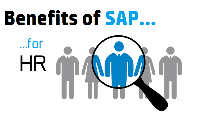 Benefits of sap to hr