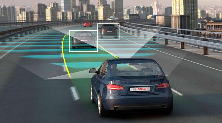 The autonomous car story