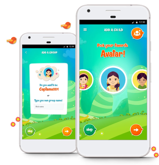 education app with games