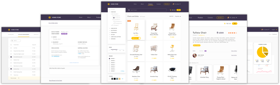 GoodWorks MarketPlace Software for E-commerce