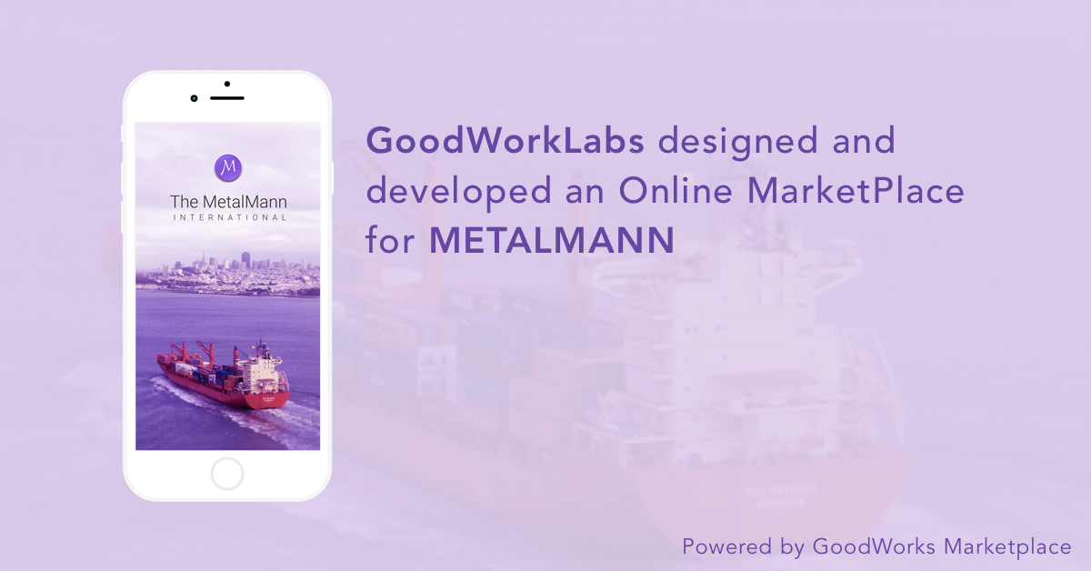 Goodworks marketplace