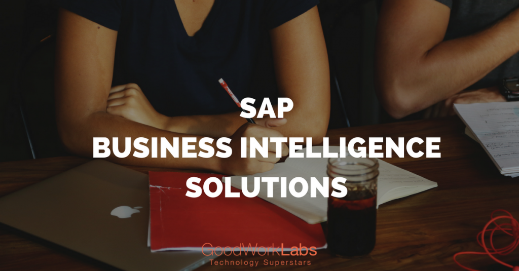 SAP Business Intelligence Software solutions