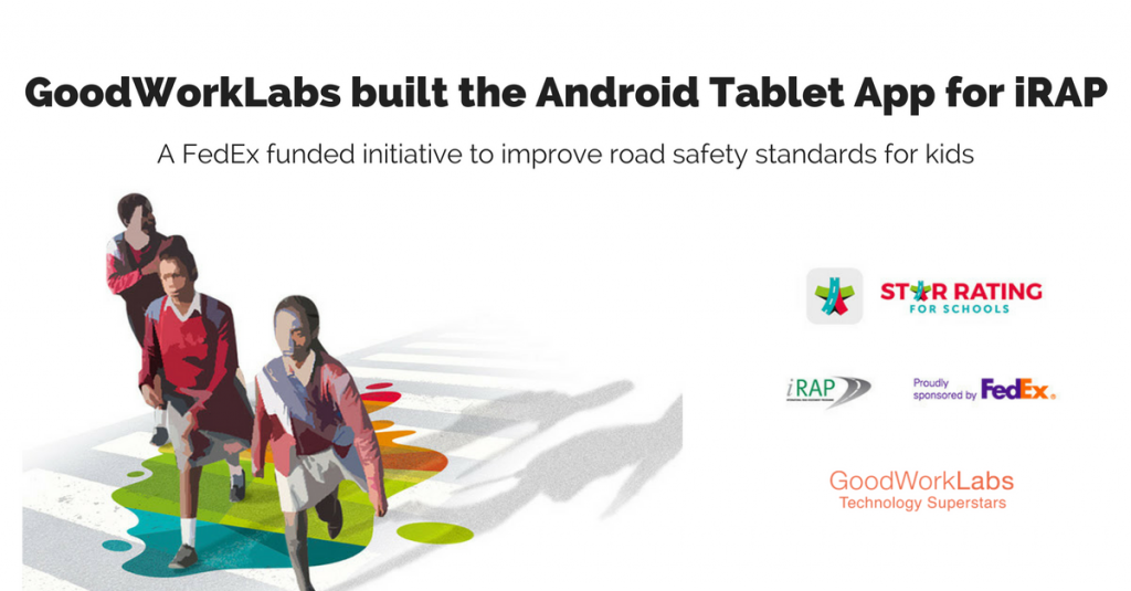 Android Tablet App for children