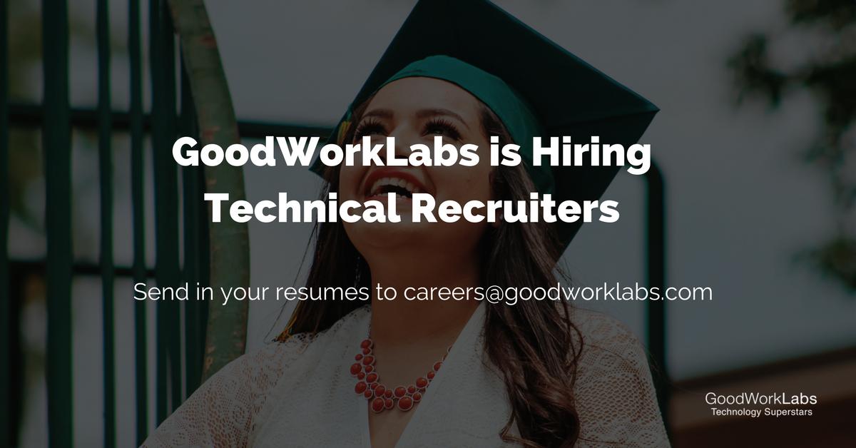 Goodworklabs careers