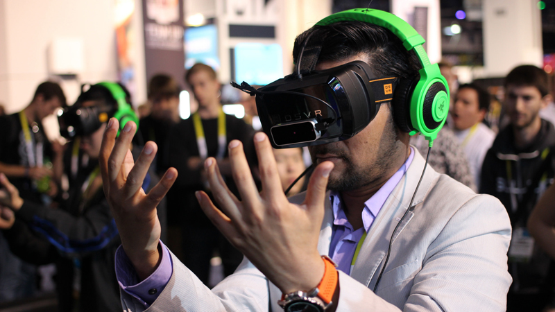 How industries are reaping benefits from VR technology.