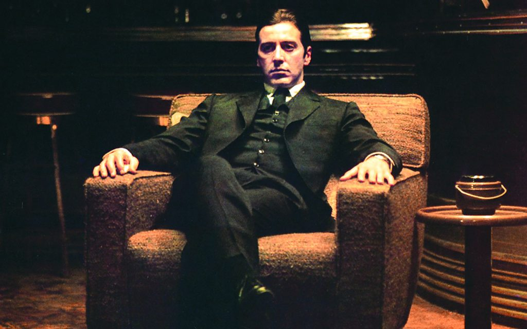movies for entrepreneurs - The Godfather