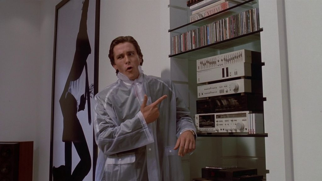 movies for enterpreneurs - American Psycho