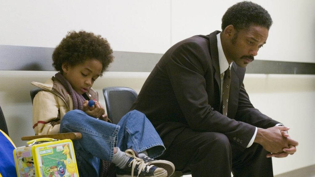 movies for entrepreneurs - pursuit of happyness