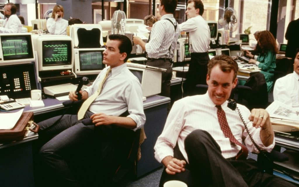 movies for entrepreneurs - Wall Street (1987)