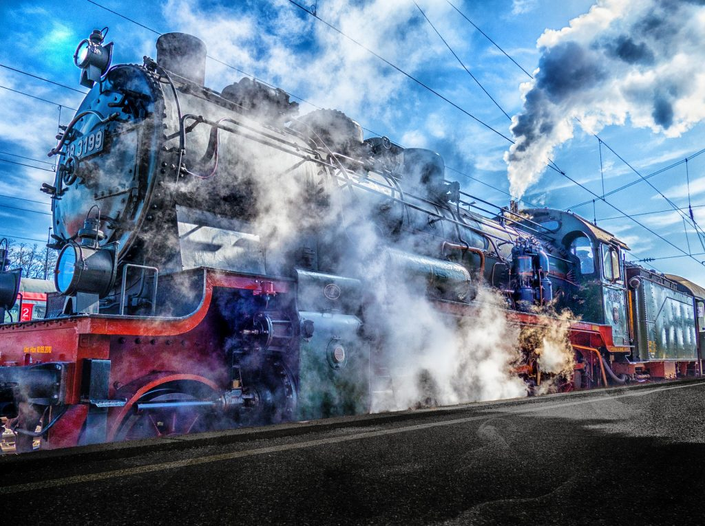 How AI can improve the Railway industry