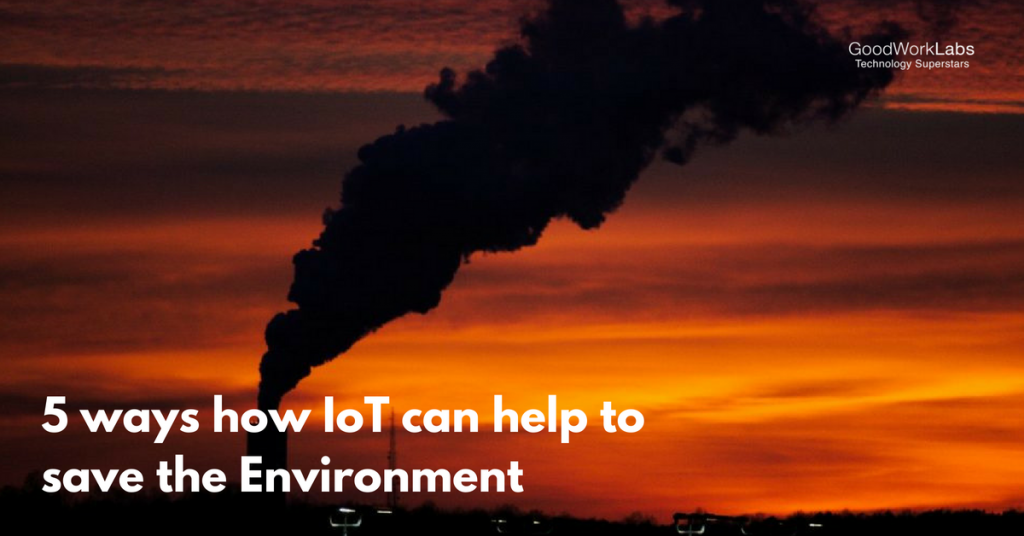 IoT and Environment