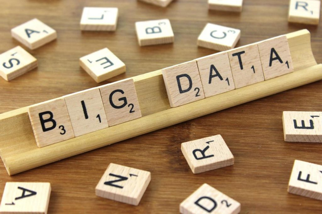 big data for income tax filing