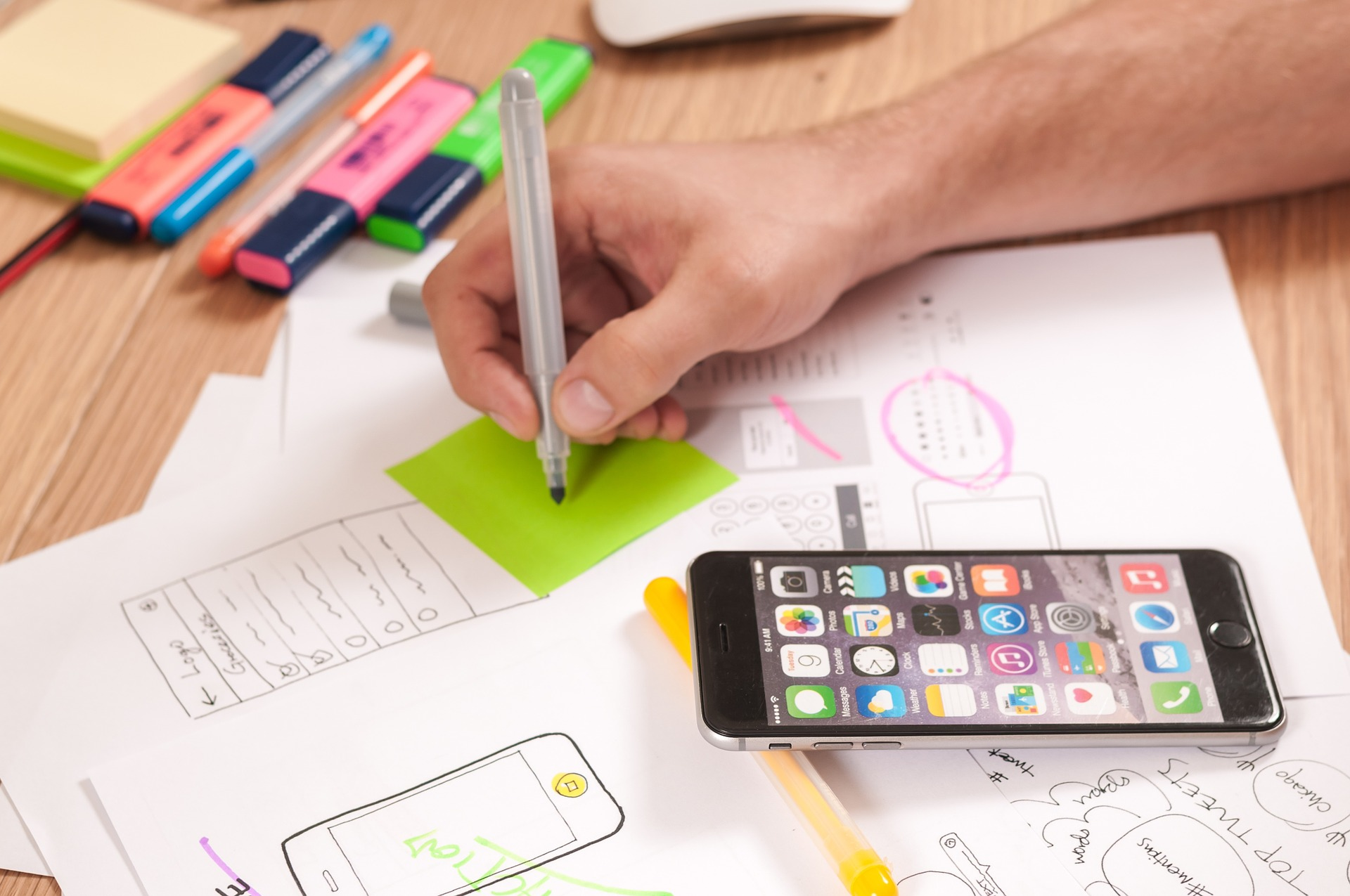 The importance of UX design consistency