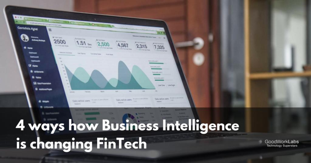 Business intelligence in FinTech