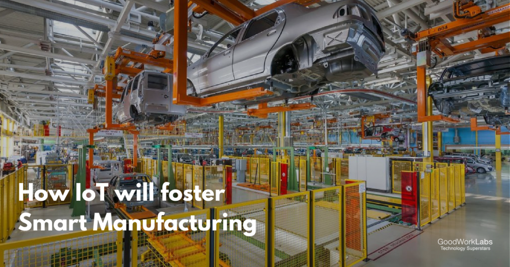 IoT in the manufacturing sector