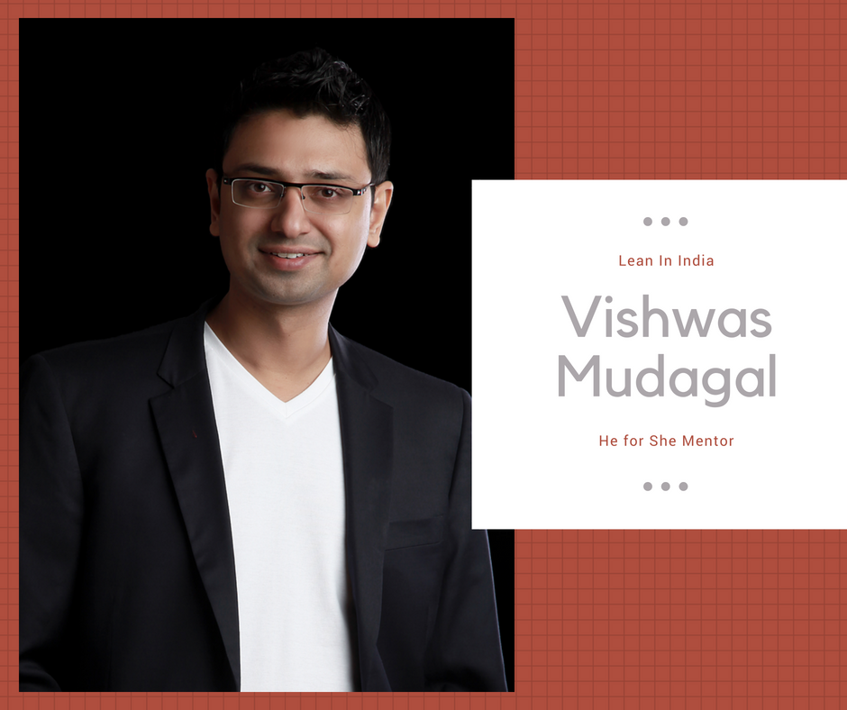 Vishwas Mudagal - LeanIn India