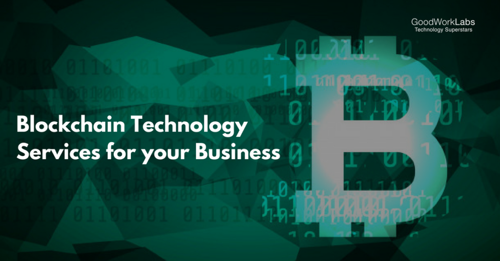 Blockchain Technology Services for your Business