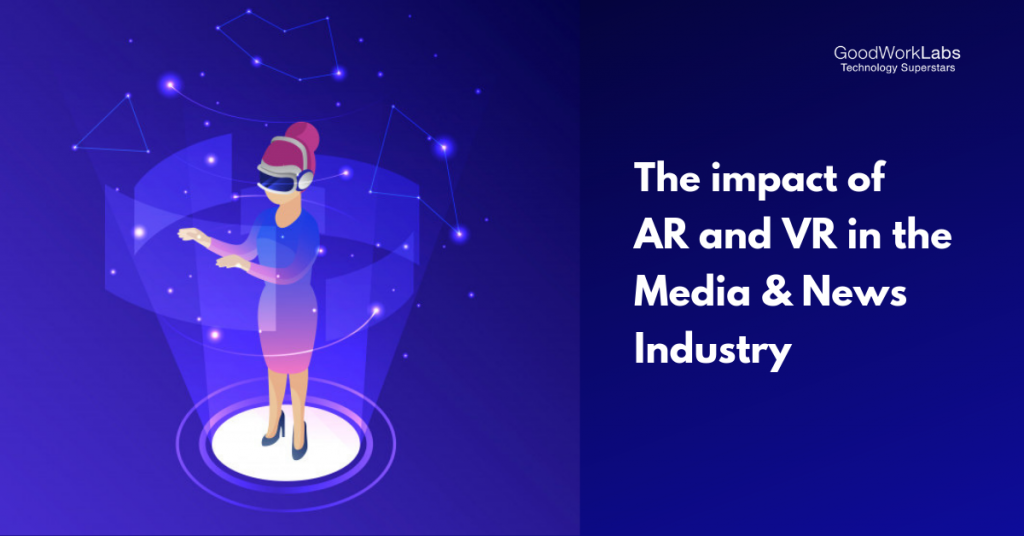 AR and VR in media industry
