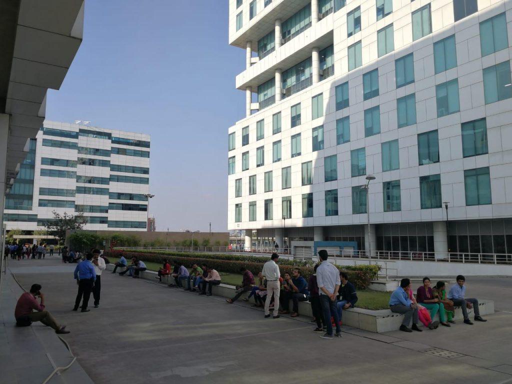 GoodWorkLabs Kolkatta Office1