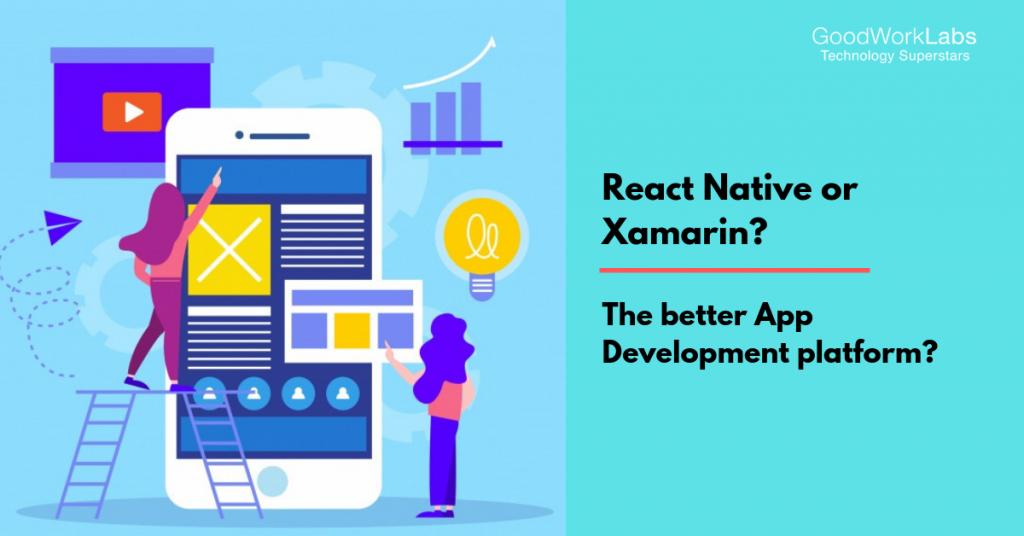 React Native or Xamarin for App development