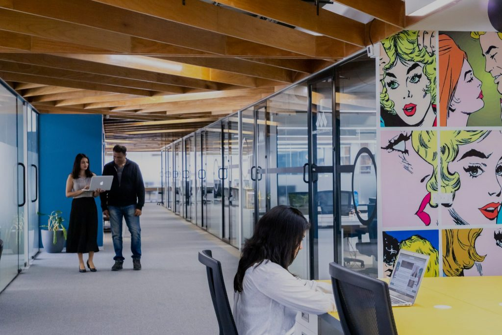 Enterprise work space - GoodWorks cowork